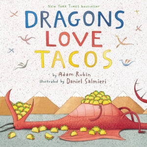 dragons love tacos book cover