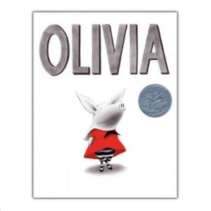 olivia book cover