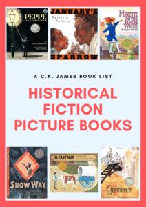 historical fiction children's books