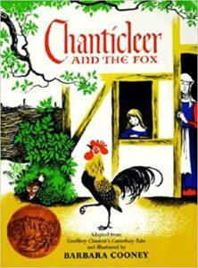 chanticleer and the fox